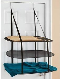 Lay flat drying rack for clothes
