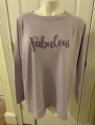 NEW Isaac Mizrahi New York Women's Fabulous Statement Tunic Size XL $69 Retail