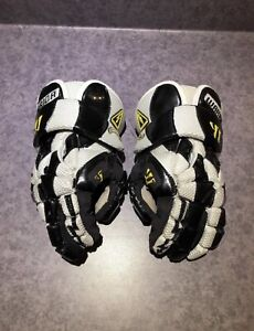 Warrior electric lacrosse gloves 13""