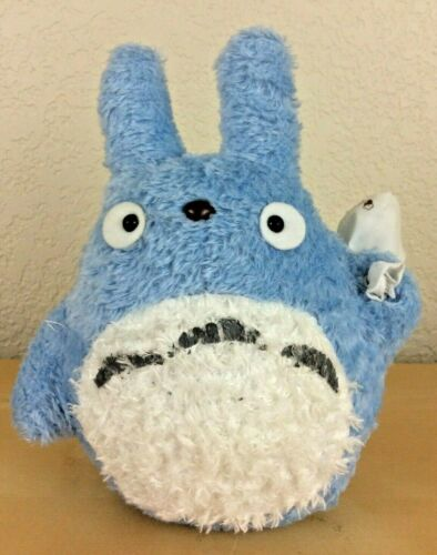 "Hayao Miyazaki, 9"" My Neighbor Totoro Plush by Sun Arrow (Japanese Anime)"