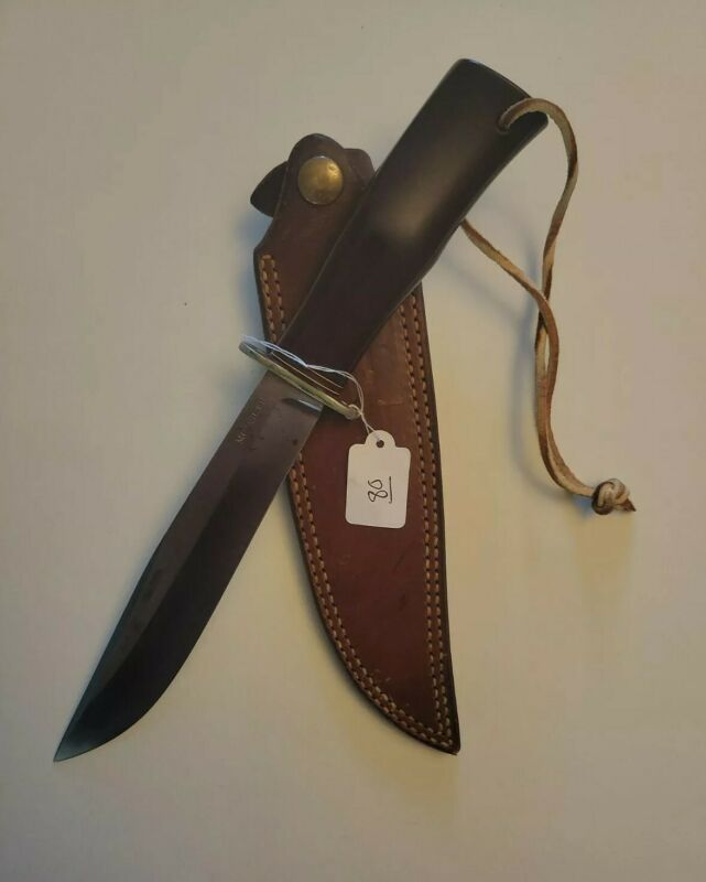 Vintage Morseth Bowie Knife