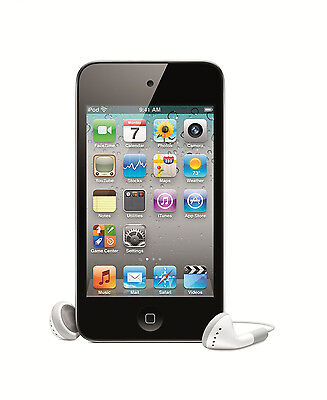 US Seller iPod Touch 4th Generation (8GB) MP3 Player 90 Days Warranty Black
