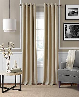 Elrene Essex Grommet Linen / Cotton 50