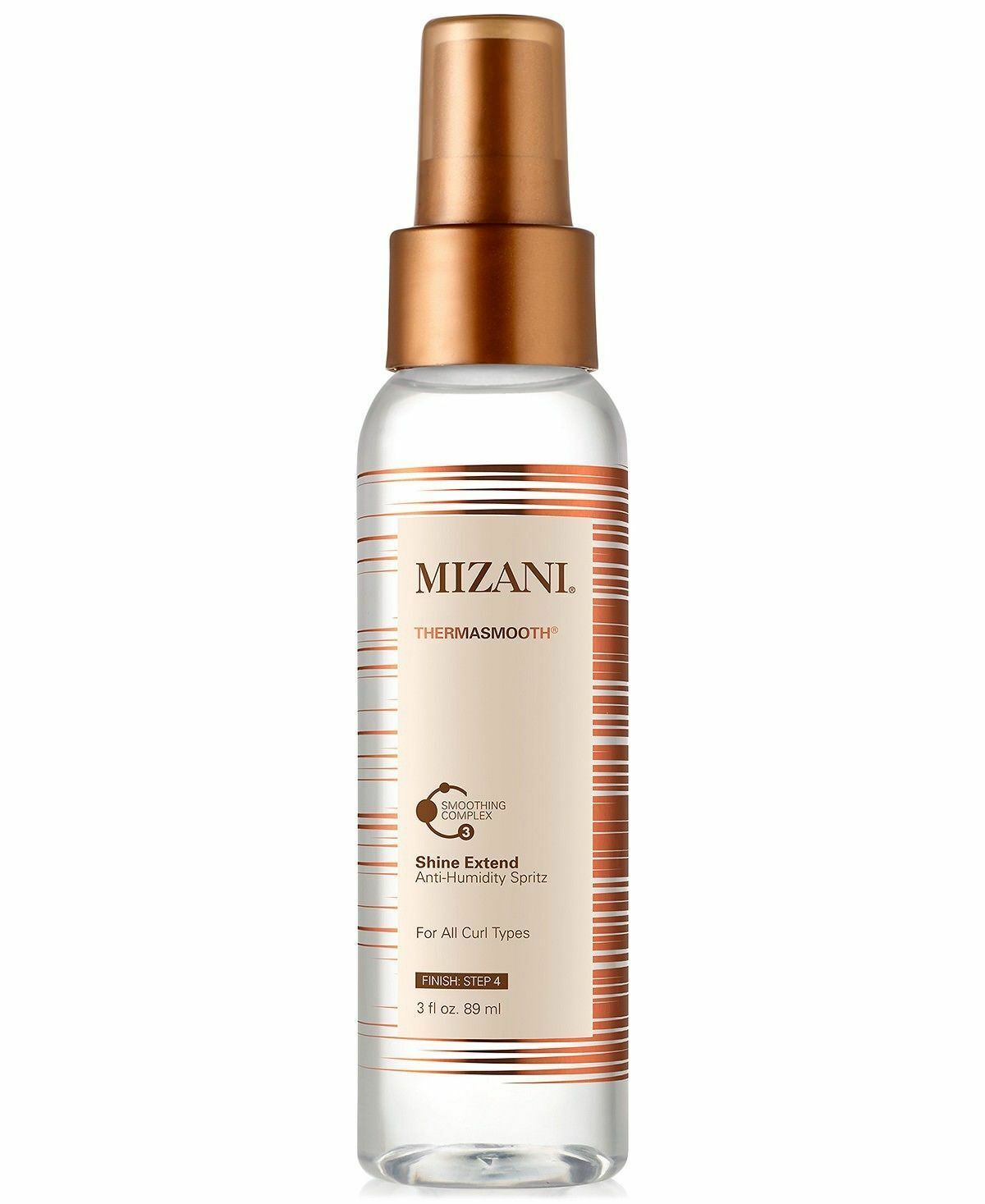 Mizani Therma Smooth Shine Extend Anti Humidity Spray 3oz Hair Care & Styling