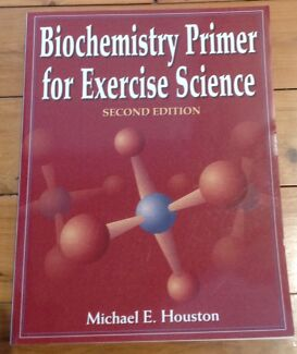 Biochemistry Primer for Exercise Science 2nd Edition - Houston Mortdale Hurstville Area Preview