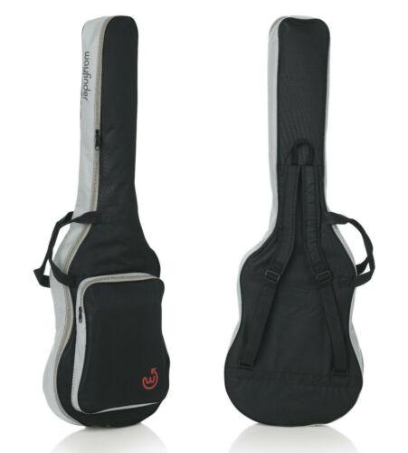 Wayfinder Lightweight Electric Guitar Padded Gig Bag with Backpack Straps