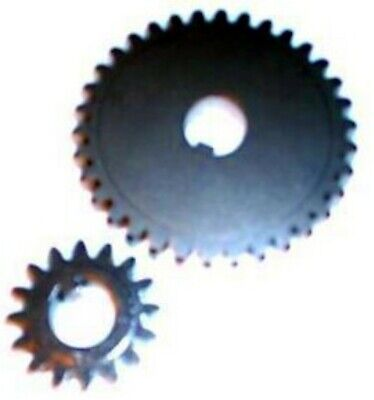 Accura Low Speed Reduction Stockpower Feeder Gear Set For 14 Hp Power Feeders