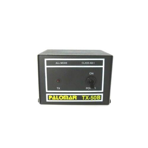 Palomar TX-50B Ham Mobile Linear Amplifier 75W PEP, NEW!