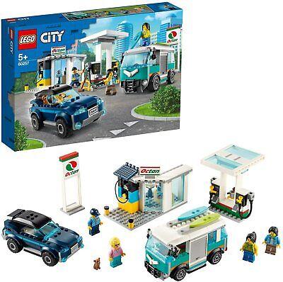 LEGO - CITY - 60257 - Stazione di Servizio con negozio