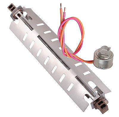 GE HOTPOINT KENMORE DEFROST HEATER AND THERMOSTAT KIT (Check Model Fit List) ()