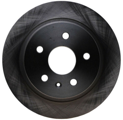 ACDelco 18A489A Advantage Non-Coated Front Disc Brake Rotor