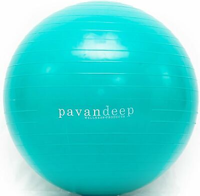 Exercise Ball By Pavandeep 2000lbs Anti Burst Stability Balls for Fitness