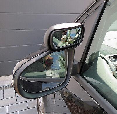 Richter Convex Aufsatz Spiegel / Fahrschulspiegel Toter Winkel Auto KFZ