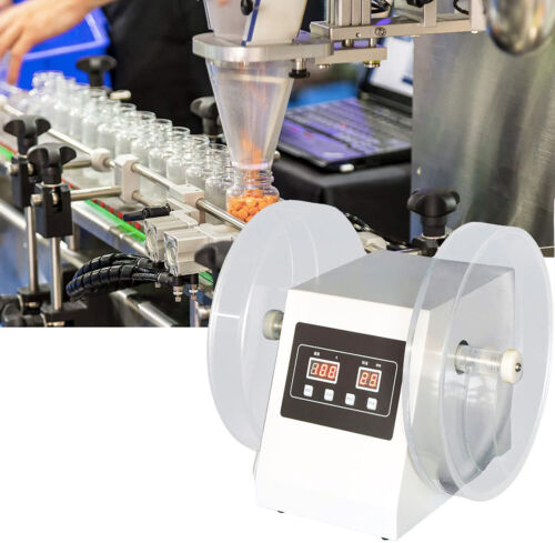Lab Intelligent Tablet Friability Tester Analysing Instrument With Two Cylinders