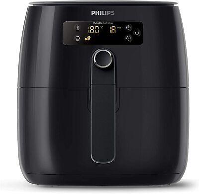 Philips TurboStar Technology Airfryer Digital Interface 1.8lb/2.75qt HD9641 PK74