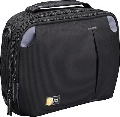 Case Logic Dvd (NEW Case Logic PDVS-4 5-7-Inch In-Car DVD Player Case -Black)