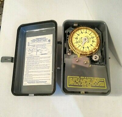 Intermatic Incorporated 24-hour Electric Programmable Timer Model New