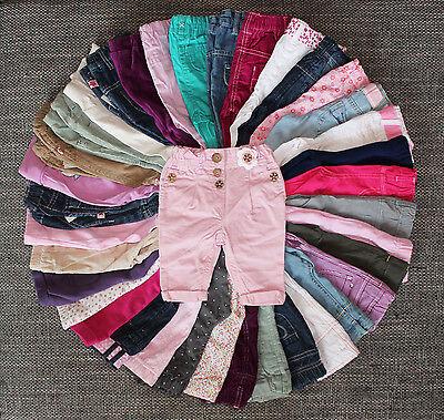 Baby Hose Babyhose Jeans Leggings Mädchen  verschiedene Modelle   50 - 86  NEU (Mädchen Baby Jeans)