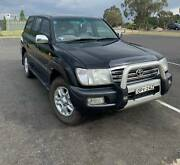 2003 Landcruiser Sahara 362,xxx km, Black 5 speed auto - REDUCED Crackenback Snowy River Area Preview