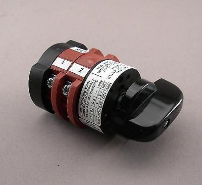 Craftsman Mig Wire Feed Welder 4 Position Main Switch 20569 196.205690 Parts Fs