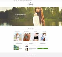 Online Clothing Shop - WordPress + WooCommerce Store Queenscliff Manly Area Preview