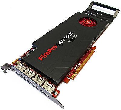 AMD FirePro W7000 4GB GDDR5 PCIe DisplayPort Video Graphics Card Dell CHF4P