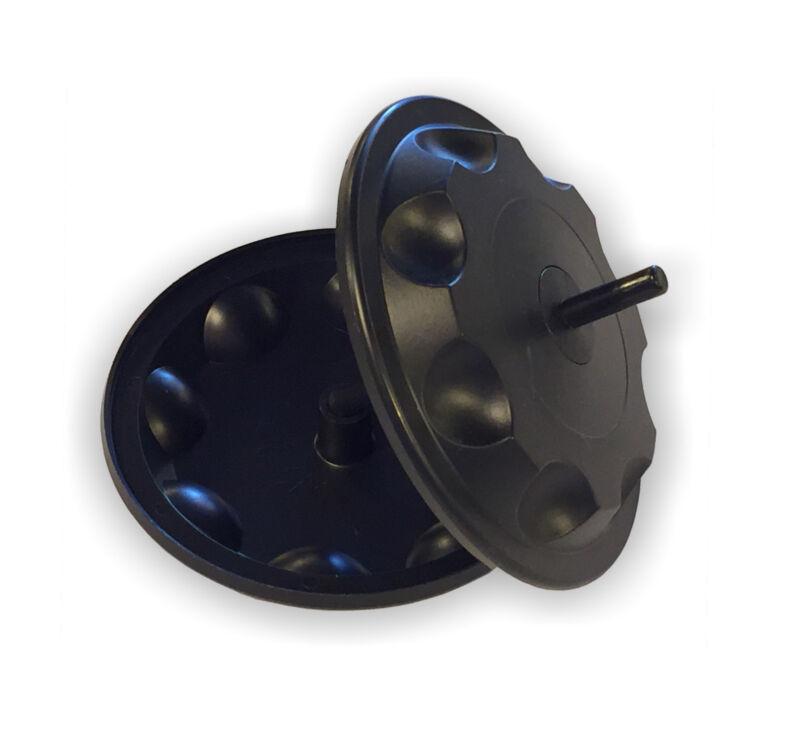 KNOSTI Disco-Antistat Etiketten - Dichtschale für Plattenwaschmaschine NEU