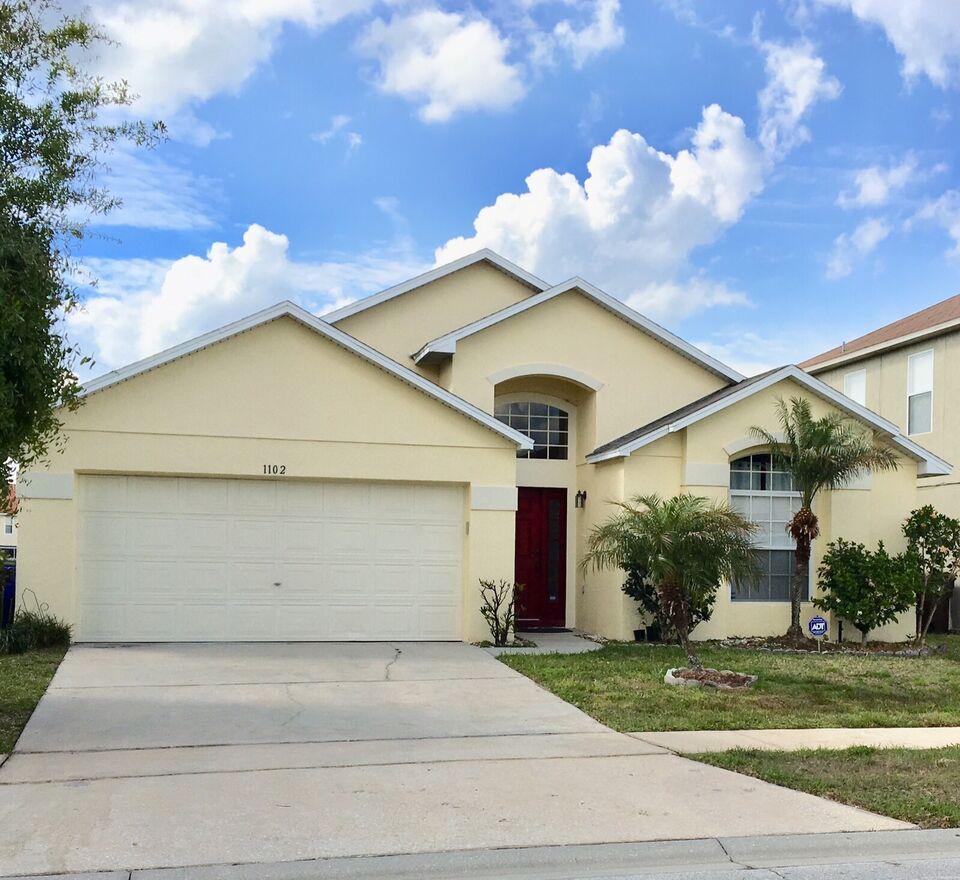 Weekly Vacation Rental In Kissimmee Orlando Florida Near