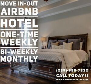 Move In-Out /AirBnb Cleaning Service
