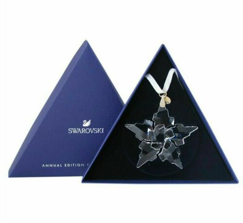NEW 100% Swarovski Crystal 2021 ANNUAL EDITION LARGE CHRISTMAS ORNAMENT 5557796