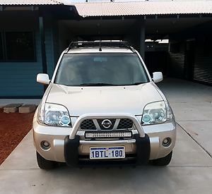 NISSAN X-TRAIL 4X4 AUTOMATIC Broome Broome City Preview