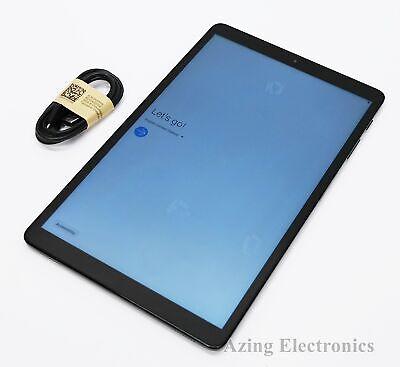 """Samsung Galaxy Tab A SM-T510 32GB, WiFi 10.1"""" Tablet - Black"""