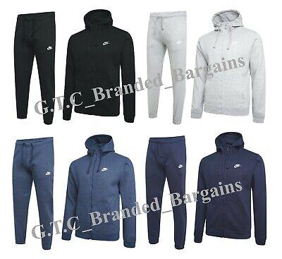 Nike Zip Tracksuit Fundation 2 / Jogging Bottoms & Nike Zip Hoodie / Set