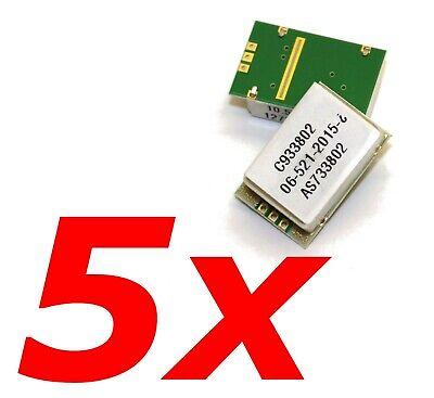 Mdu2000 Mini Doppler Radar X-band Motion Detector Module 3v 10.525 Ghz 5-pack