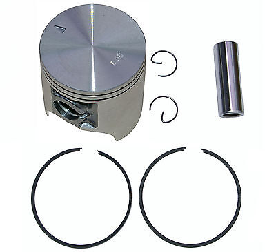 Suzuki TS125R piston kit + 2.00mm oversize (90-96) 58.00mm bore size