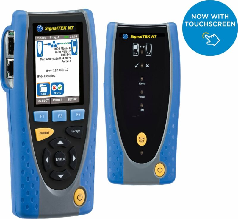 TREND Networks R156005 SignalTEK NT with Touchscreen (Formerly IDEAL Networks)