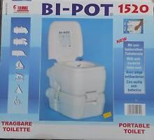 Portable Toilet Fiamma  Bi-Pot 1520 (as new) Cheltenham Kingston Area Preview