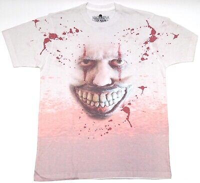 New Universal Halloween Horror Nights HHN26 American Horror Story Twisty T-Shirt - Universal Halloween Horror Nights History