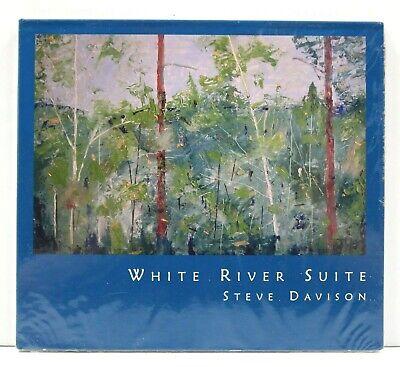 STEVE DAVISON - WHITE RIVER SUITE CD - - White Suite