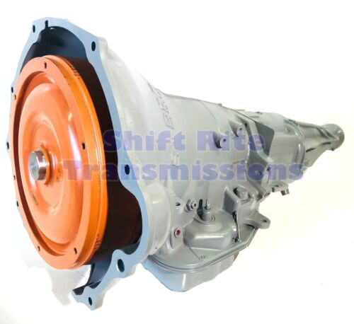 48re 2004 5.9l Dodge 3500 Ram 2wd Diesel Cummins Transmission Remanufactured