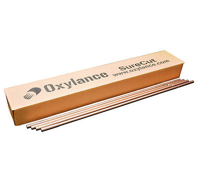 Box Of 25   Oxylance 3 8 X 36  Quick Connect Sure Cut Rods