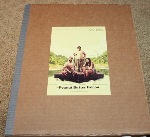 The Peanut Butter Falcon Press Kit Book FYC Storyboards + Screenplay Script RARE