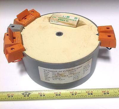 Precitec Transformer 350va 5060hz 10ohm Ze Sc 800 Tr P0800-130-00001
