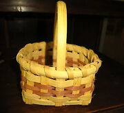 Old Gathering Basket
