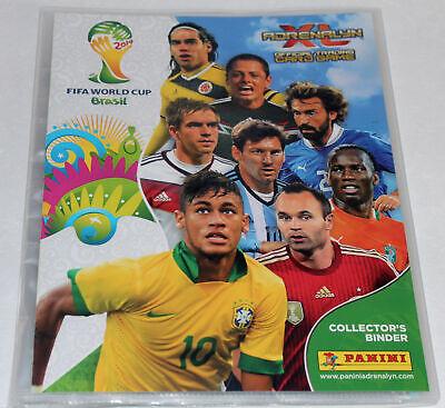 Album raccoglitore card ADRENALYN BRASIL 2014 BINDER VUOTO