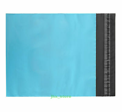 160pcs Poly Mailers Envelopes Pouches Blue Mailing Bags 10