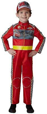 Lightning McQueen Kinderkostüm Deluxe - Lightning Mcqueen Kostüm