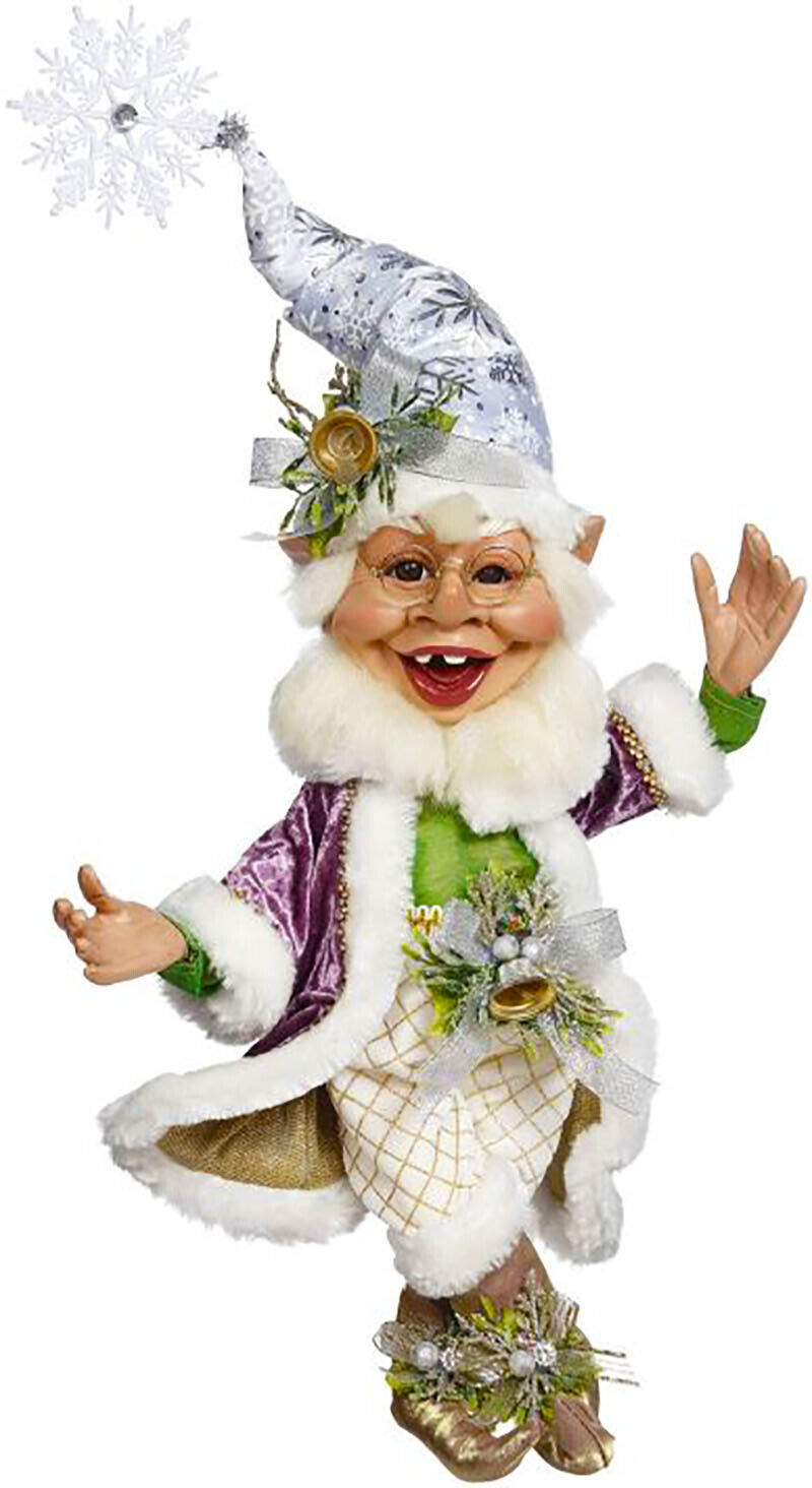 "[Mark Roberts Elves - Snow Flakes Magic Elf 51-05542 Medium 19.5"" Figurine </Title]"