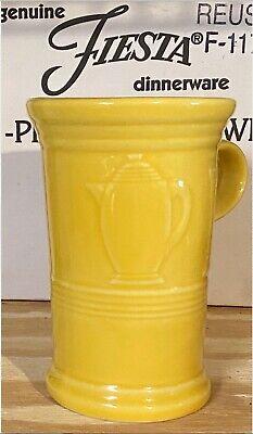 Fiesta Sunflower Cappuccino Mug -