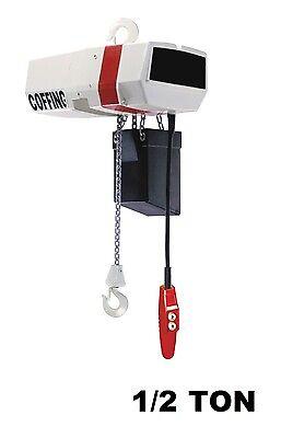 - CMCO - COFFING EC ELECTRIC CHAIN HOIST - 1/2 TON CAPACITY